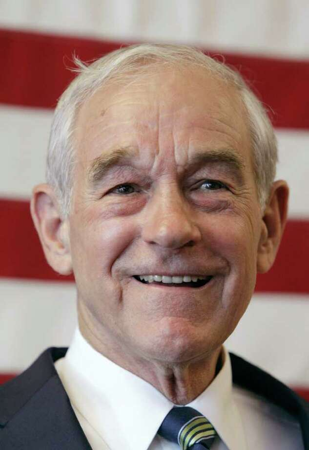 Rep. Ron Paul, R-Texas Photo: Charlie Neibergall / AP
