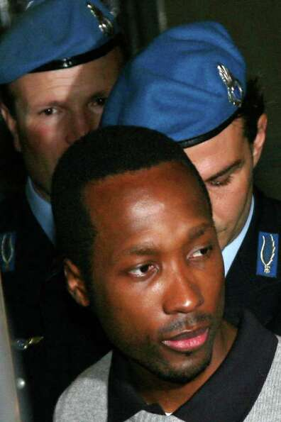 Rudy Guede was arrested two weeks after Kercher's murder while trying to flee Italy. It has been rep
