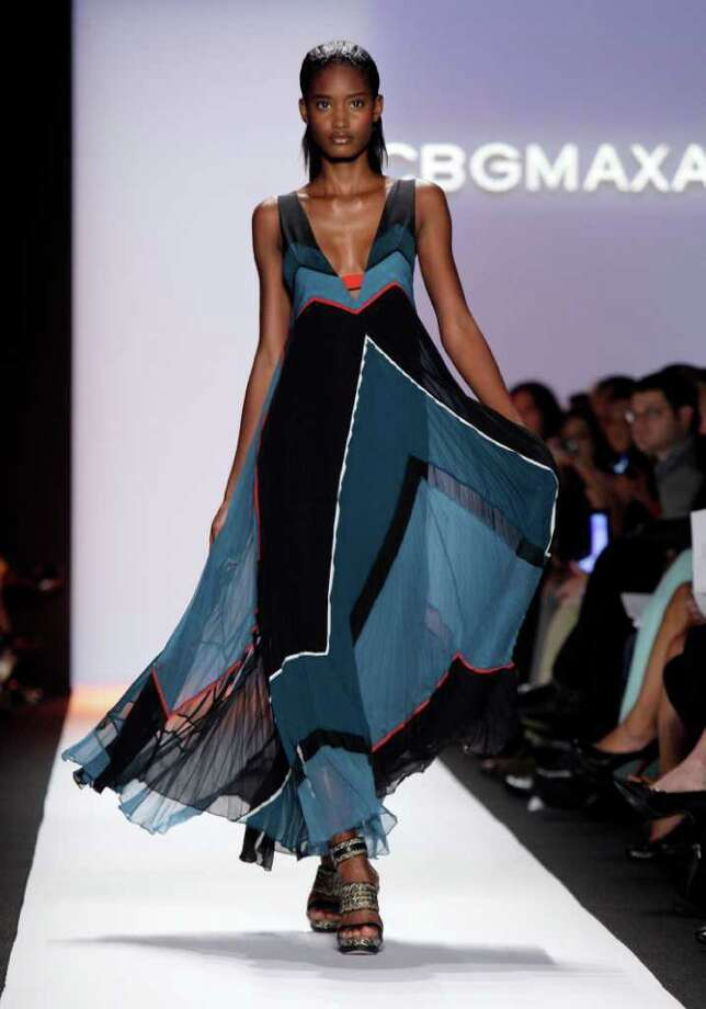 BCBG MAX AZRIA Photo by Richard Drew / AP Photo: AP