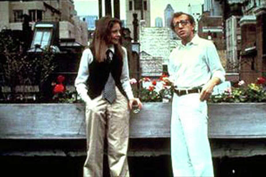 A scene from Annie Hall.