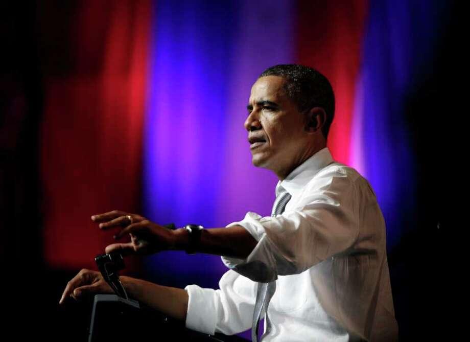 El presidente Barack Obama pidió la colaboración de los hispanos para su nuevo plan para crear empleos. Photo: Carolyn Kaster / AP