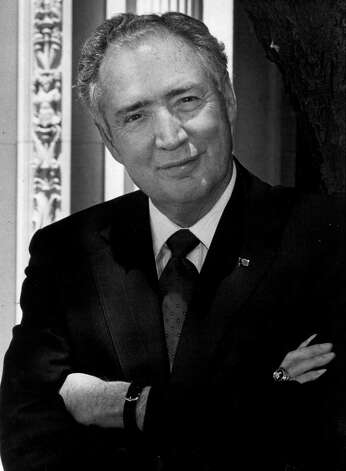 Politics: 4. President Ronald Reagan appointed Lauro F. Cavazos as Secretary of Education in 1988. Cavazos, a native Texan born in Kingsville, served in that position until 1990. Photo: E-N/File / EXPRESS-NEWS FILE PHOTO