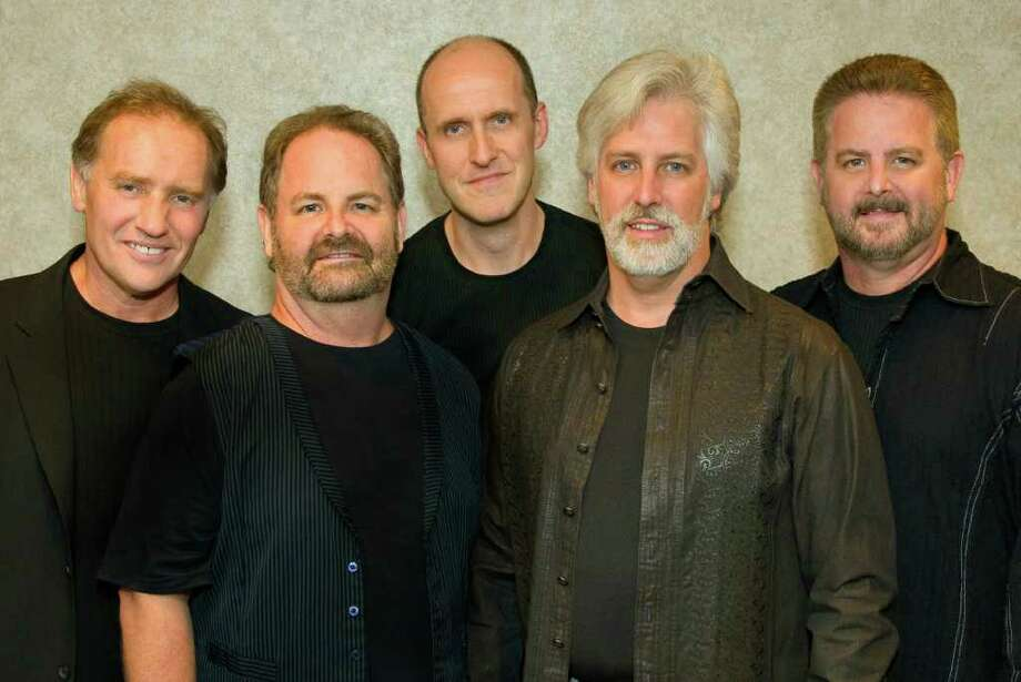 Orleans & Friends, including special guest Chris Barron (of Spin Doctors) and Wally Palmar (of The Romantics) perform Friday, Sept. 16 at The Ridgefield Playhouse. Photo: Contributed Photo