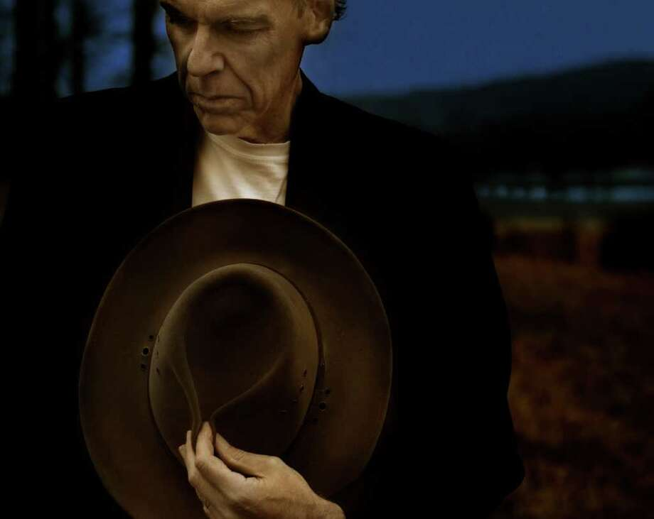 John Hiatt will share the bill with Big Head Todd and the Monsters at an Evening of Classic Roots Rock at the Klein in Bridgeport on Saturday, Sept. 24. Photo: Contributed Photo