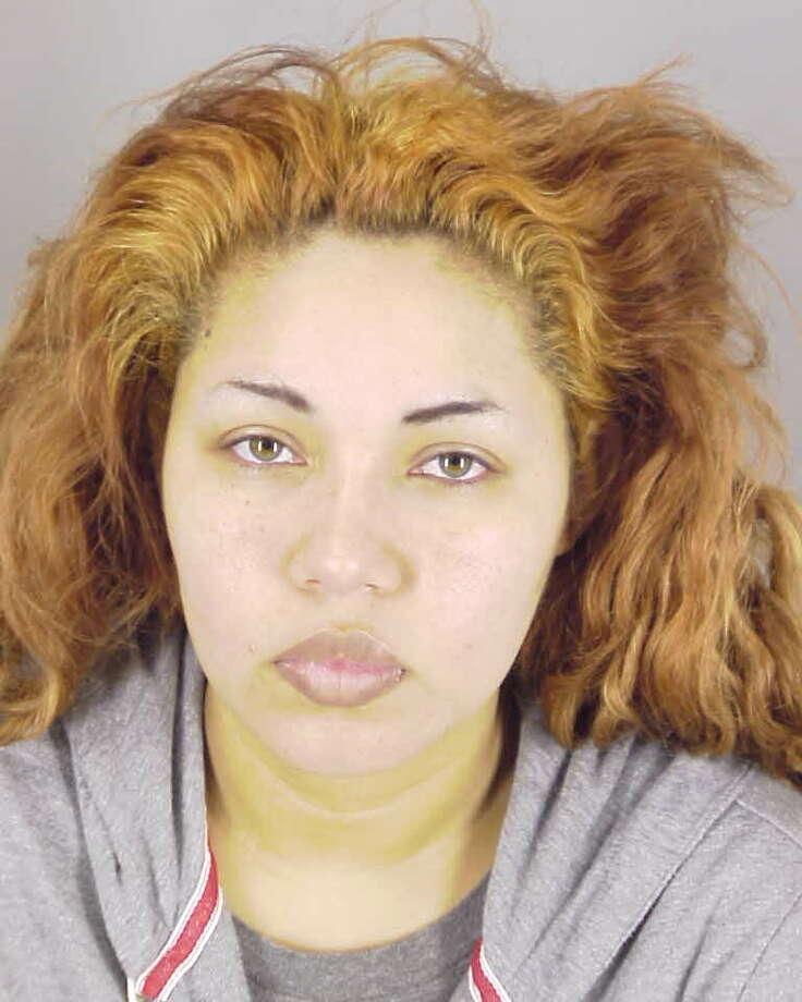 Amy Daniels Photo: Jefferson County Jail