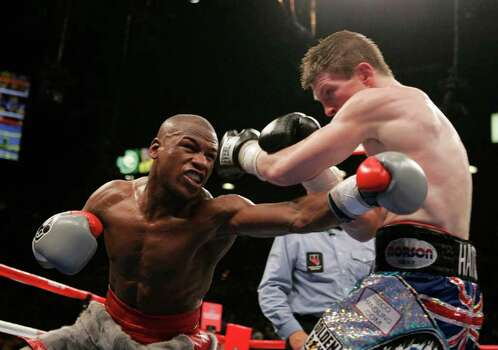 Floyd Mayweather Jr. Photo: STEVE MARCUS, REUTERS / X00642