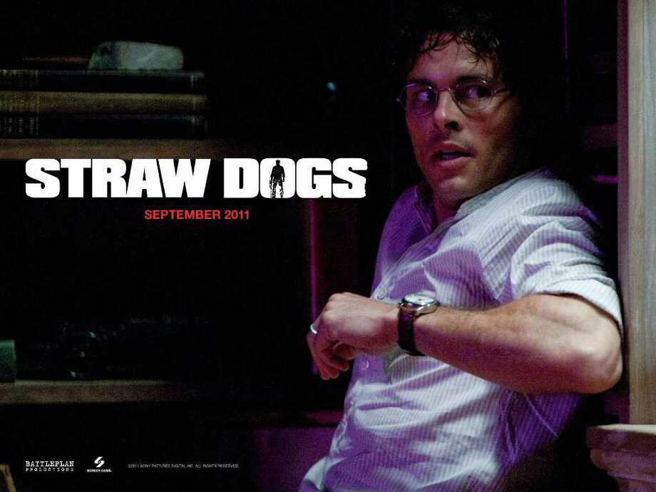 """Straw Dogs,"" the new version of the 1971 classic, is playing in area movie theaters. Photo: Contributed Photo / Westport News"