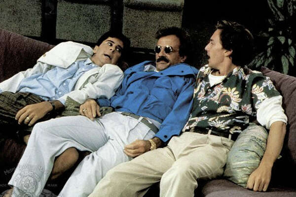 """Weekend at Bernie's."""