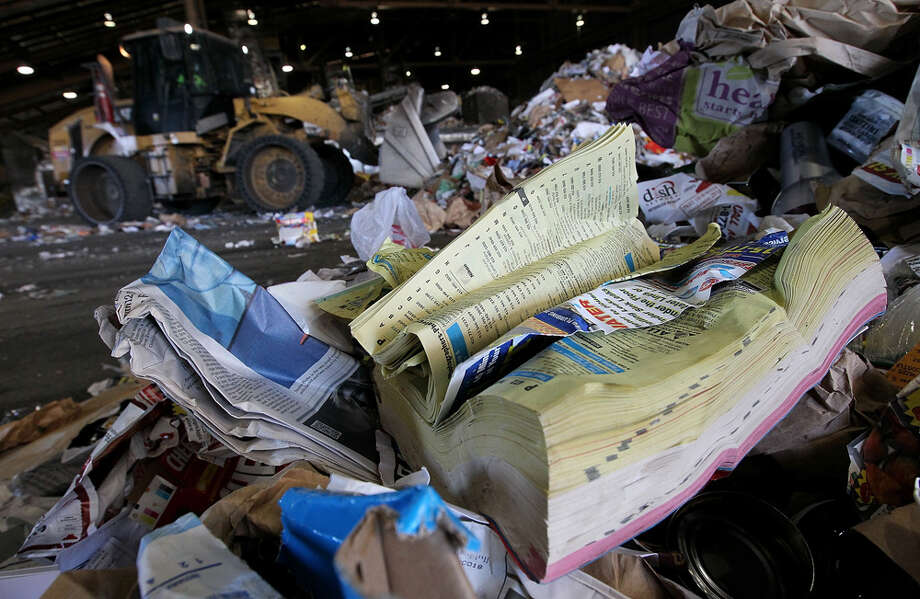 Seattle's war on phone books is considered one of the toughest in the country. / 2011 Getty Images