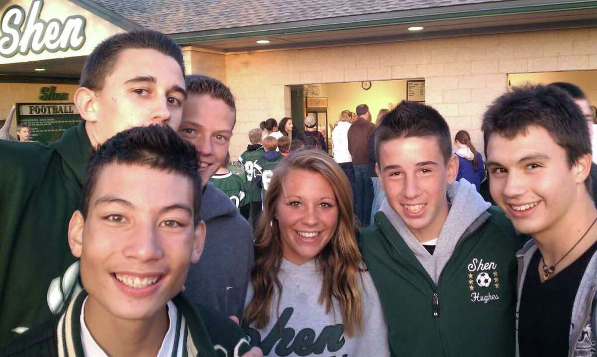 Were you Seen at the Shenendehowa-Shaker football game?
