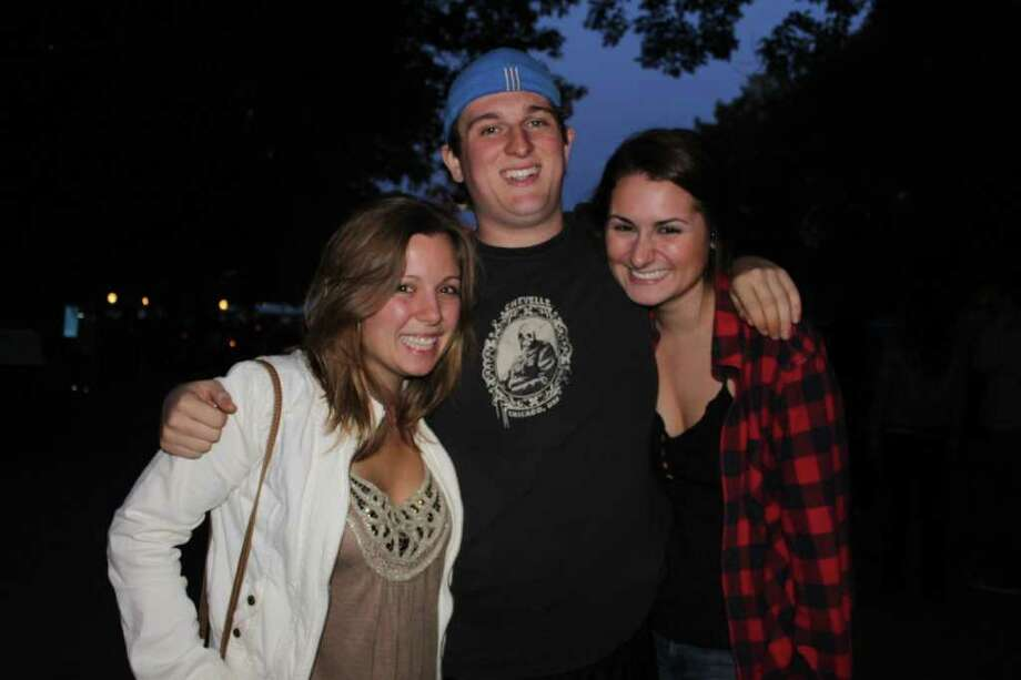 Were you SEEN at Blink-182 at SPAC? Photo: Molly Eadie