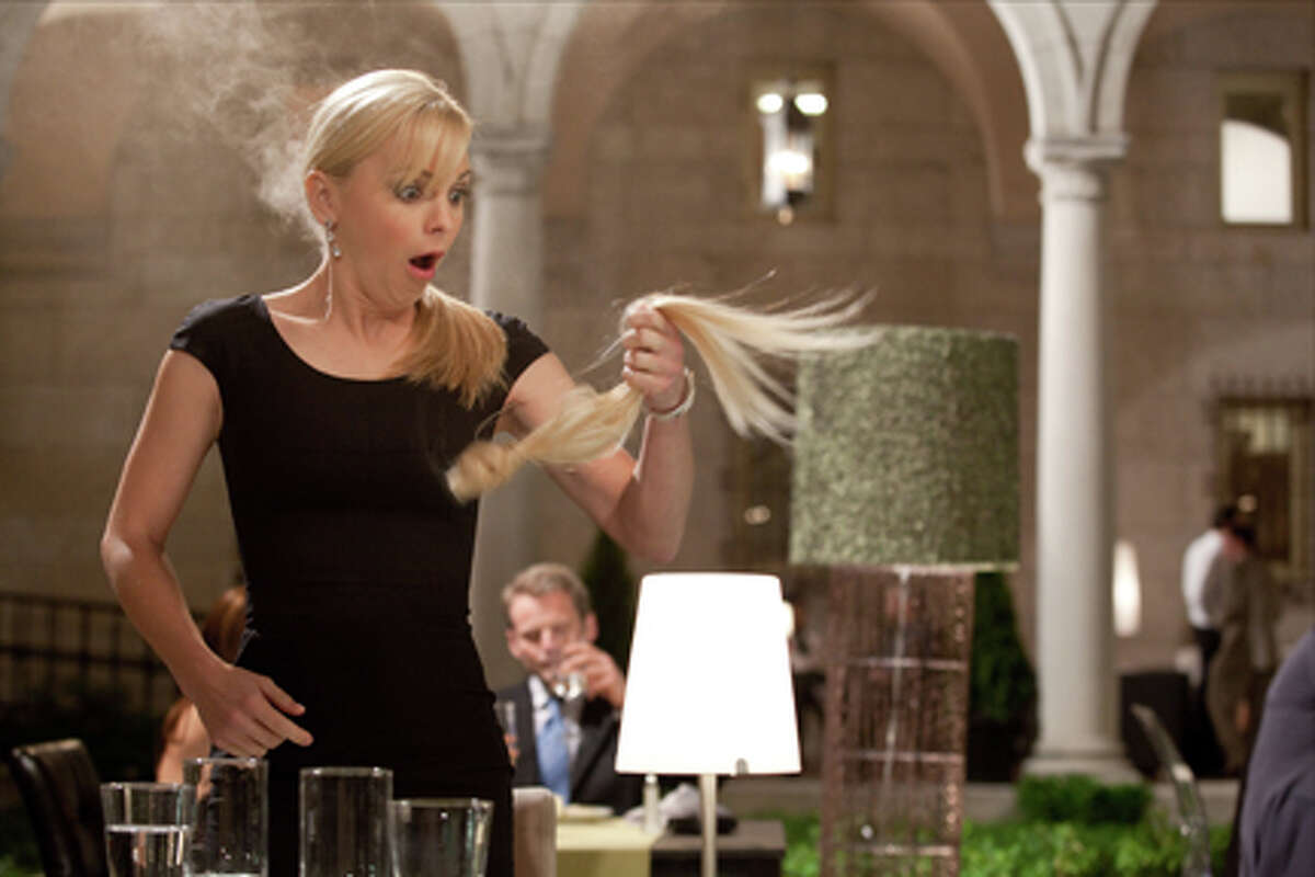 Anna Faris as Ally Darling in