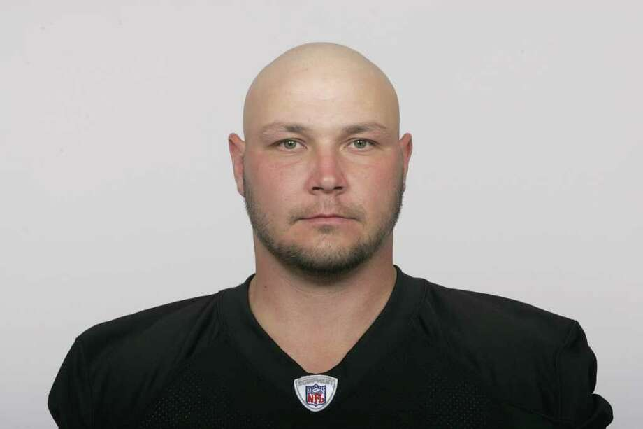 This is a 2009 photo of Sebastian Janikowski of the Oakland Raiders NFL football team. This image reflects the Oakland Raiders active roster as of Wednesday, May 3, 2010. (AP Photo) Photo: Anonymous