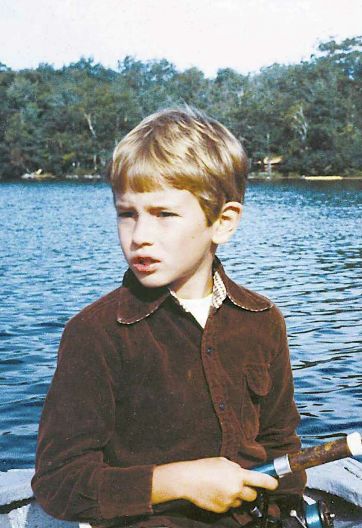 Matthew Margolies, shown here in 1982. Margolies was murdered in 1984. The case remains unsolved.