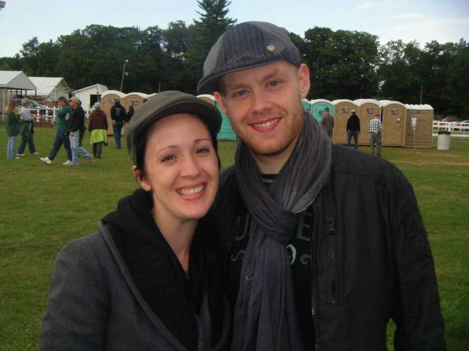 Were you seen @ Irish Fest 2000? Photo: Desiree' LaBombard