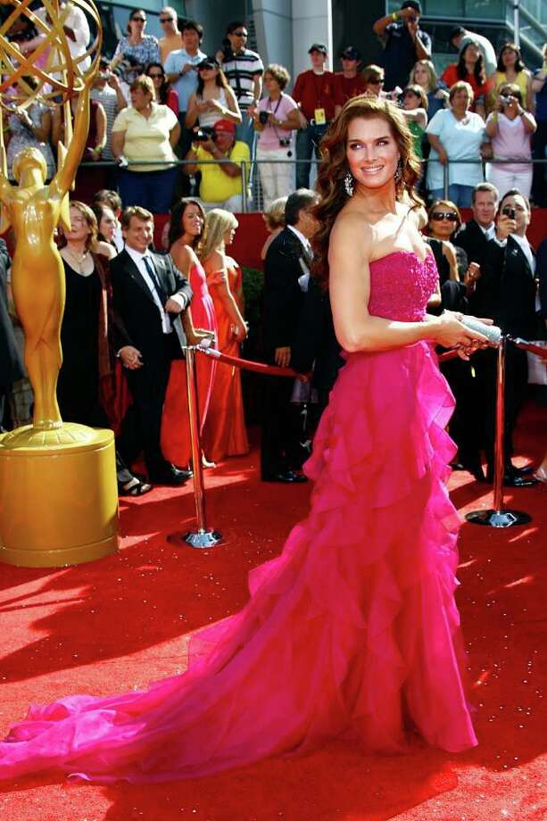 Best: Brooke Shields, 2008 Photo: Frazer Harrison, Getty Images / 2008 Getty Images