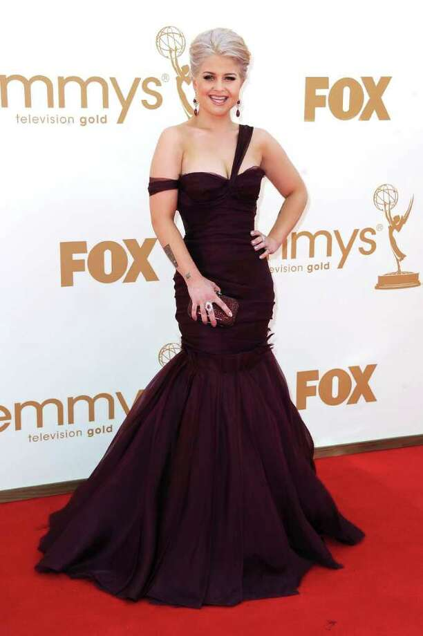 LOS ANGELES, CA - SEPTEMBER 18:  TV Personality Kelly Osbourne arrives at the 63rd Annual Primetime Emmy Awards held at Nokia Theatre L.A. LIVE on September 18, 2011 in Los Angeles, California. Photo: Frazer Harrison, Getty Images / 2011 Getty Images
