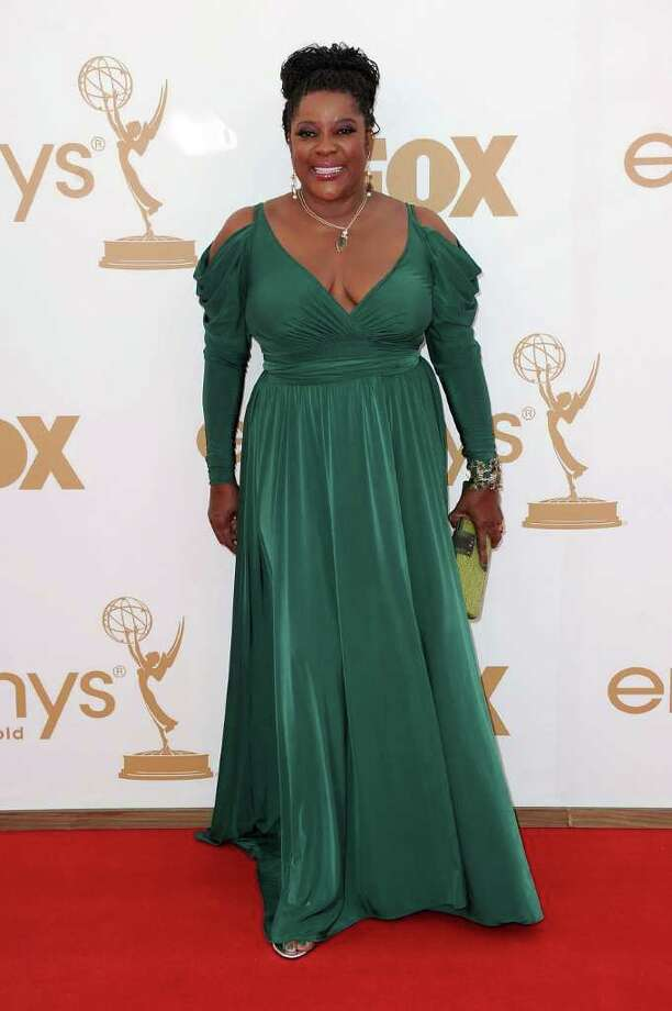 LOS ANGELES, CA - SEPTEMBER 18:  Actress Loretta Devine arrives at the 63rd Annual Primetime Emmy Awards held at Nokia Theatre L.A. LIVE on September 18, 2011 in Los Angeles, California. Photo: Frazer Harrison, Getty Images / 2011 Getty Images