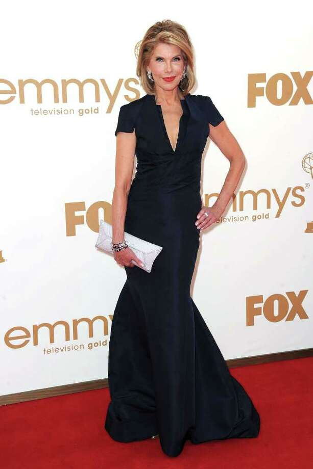LOS ANGELES, CA - SEPTEMBER 18:  Actress Christine Baranski arrives at the 63rd Annual Primetime Emmy Awards held at Nokia Theatre L.A. LIVE on September 18, 2011 in Los Angeles, California. Photo: Frazer Harrison, Getty Images / 2011 Getty Images
