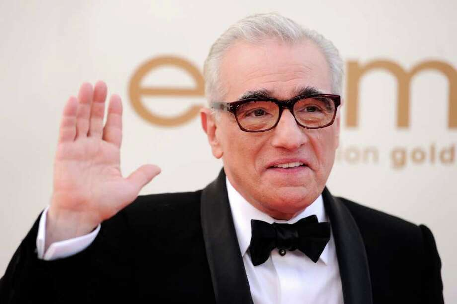 LOS ANGELES, CA - SEPTEMBER 18:  Producer Martin Scorsese arrives at the 63rd Annual Primetime Emmy Awards held at Nokia Theatre L.A. LIVE on September 18, 2011 in Los Angeles, California. Photo: Frazer Harrison, Getty Images / 2011 Getty Images