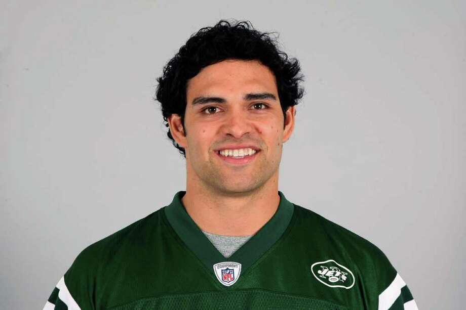 This is a 2010 photo of Mark Sanchez of the New York Jets NFL football team. This image reflects the New York Jets active roster as of Saturday, May 8, 2010 when this image was taken. (AP Photo) Photo: Anonymous