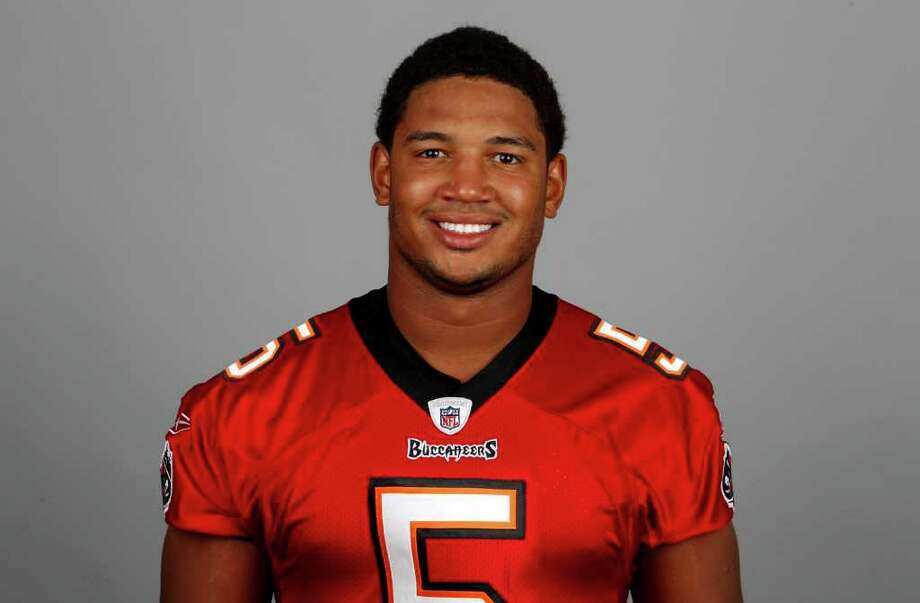 This is a 2010 photo of Josh Freeman of the Tampa Bay Buccaneers NFL football team. This image reflects the Tampa Bay Buccaneers active roster as of Wednesday, June 3, 2010 when this image was taken. (AP Photo) Photo: Anonymous