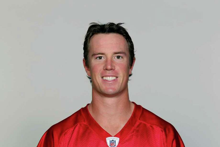 This is a 2010 photo of Matt Ryan of the Atlanta Falcons NFL football team. This image reflects the Atlanta Falcons active roster as of Thursday, May 6, 2010 when this image was taken. (AP Photo) Photo: Anonymous