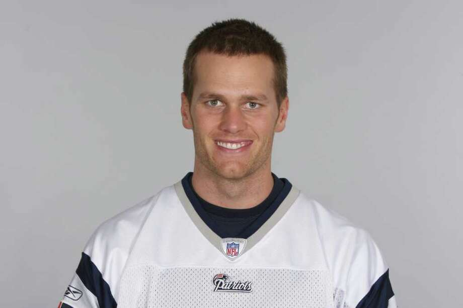 This is a 2009 photo of Tom Brady of the New England Patriots NFL football team. This image reflects the New England Patriots active roster as of Thursday, June 24, 2010. (AP Photo) Photo: Anonymous