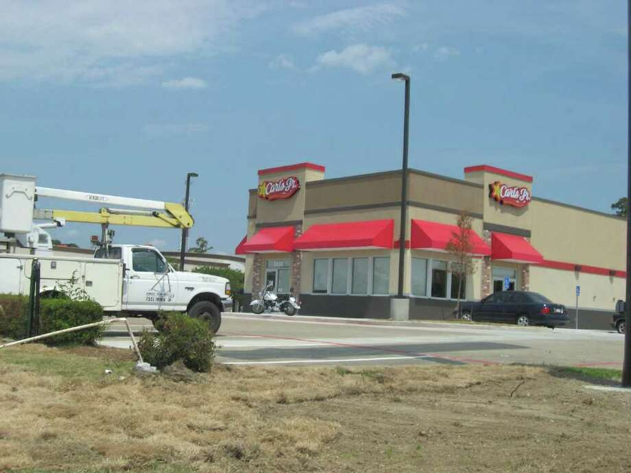 Carl's Jr. is expected to open its Lucas Drive location Sept. 20. Photo: Jessica Lipscomb
