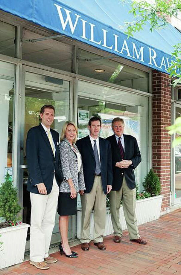 Sneddon Associates at William Raveis in New Canaan, one of 33 locations that William Raveis has in Fairfield, Litchfield and New Haven counties. William Raveis Real Estate, Mortgage & Insurance was ranked third among large companies in the Workplace Dynamics survey of Top Workplaces. Photo: Contributed Photo