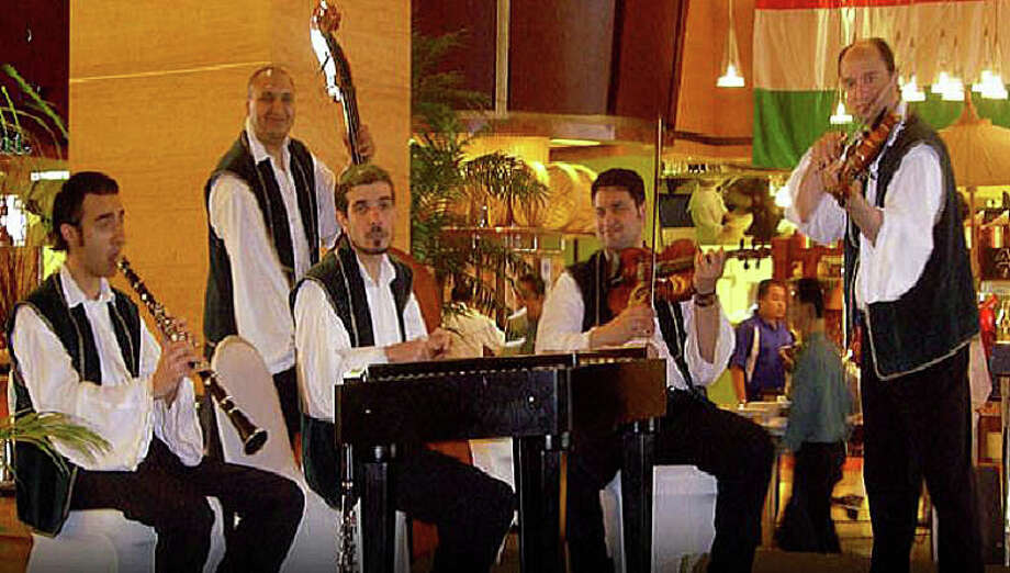 Rajkó Hungarian Gypsy Orchestra performed in Norwalk recently. Photo: Contributed Photo