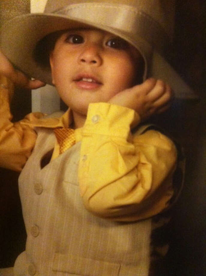Jerrmiah Estabrook, 2, who died of blunt abdominal trauma last summer. Jurors found Eric Cervera guilty of capital murder and was ordered to serve life in prison without parole.
