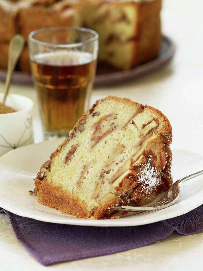 best-ever-apple-cake Photo: Rita Maas / handout
