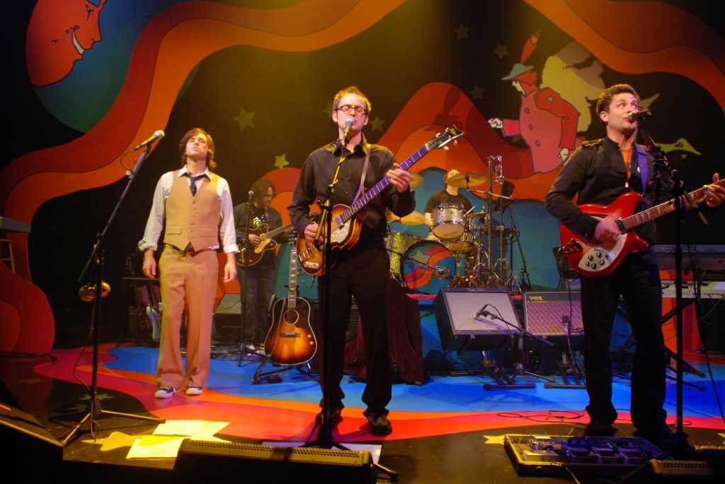 Beatles Show Yesterday And Today At Seven Angels Theatre