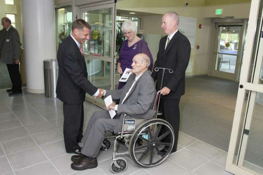 Were you seen at the St. Peter's Hospital Patient Care Pavilion, The Massry Atrium and Main Street Grand Opening Photo: Joe Putrock/Special To The Times Union