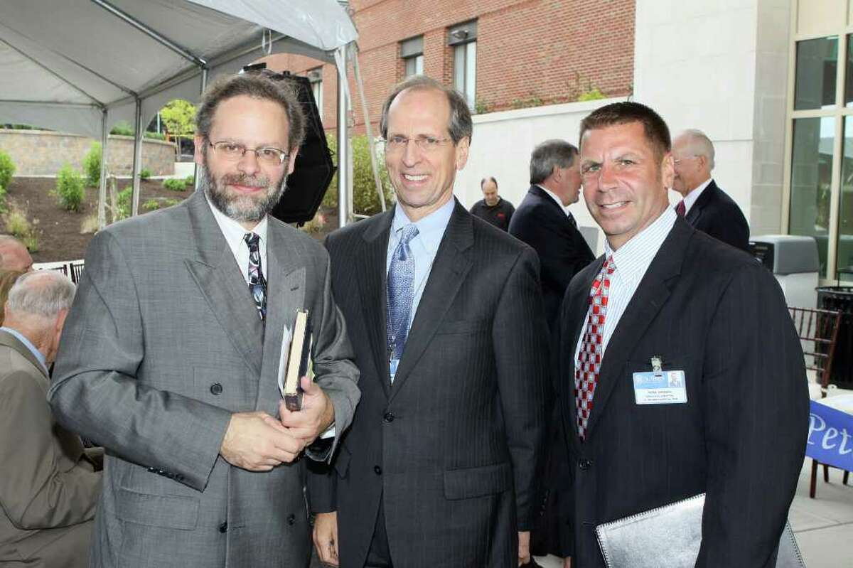 Were you seen at the St. Peter's Hospital Patient Care Pavilion, The Massry Atrium and Main Street Grand Opening