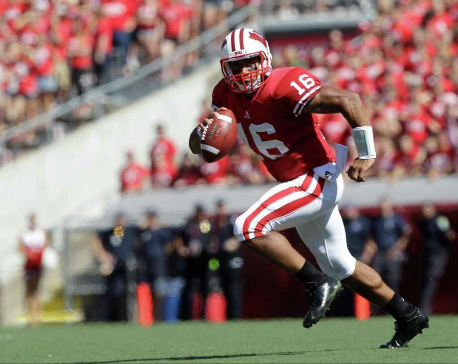 30. University of Wisconsin, Madison(alma mater of Seattle Seahawks quarterback Russell Wilson, shown here in 2011) Photo: Morry Gash, Associated Press / AP
