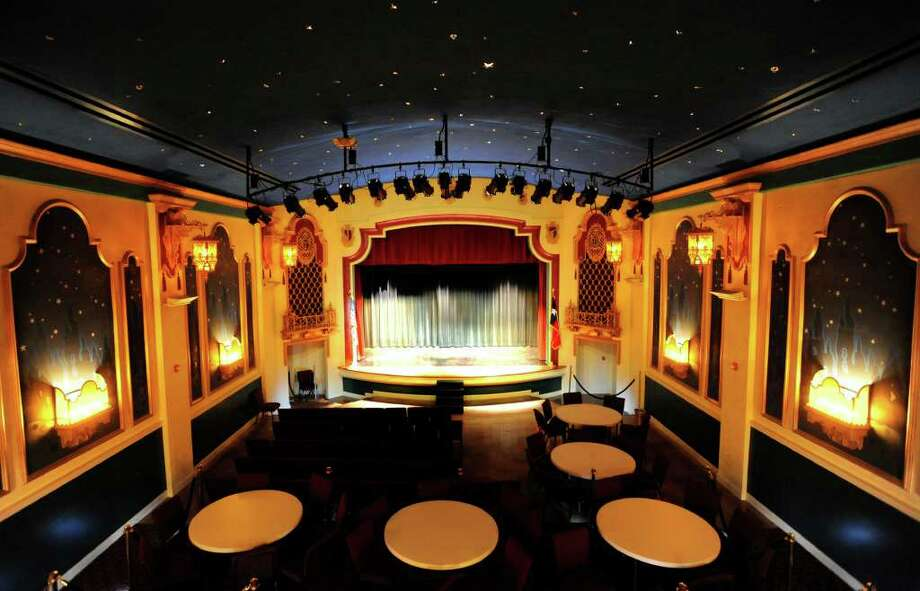 The Seguin Conservation Society has spent 10 years restoring the old Texas Theatre, a classic small town cinema that's been featured in literally dozens of films and commercials. Photo: BILLY CALZADA, BILLY CALZADA / Gcalzada@express-news.net / gcalzada@express-news.net