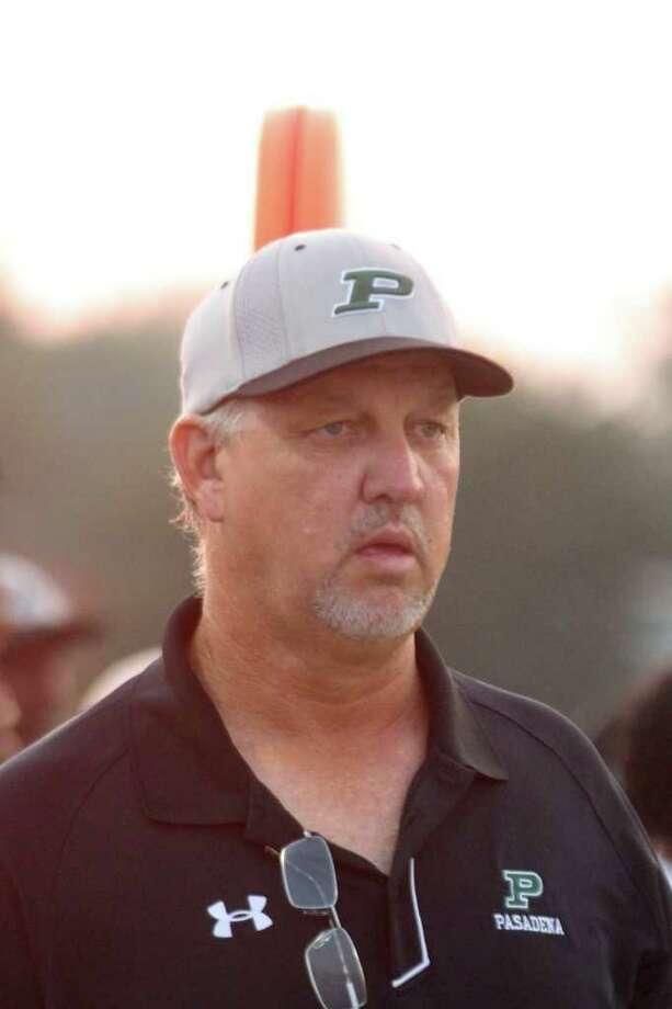 Pasadena coach Jeff Ganske Photo: Pin Lim / Copyright Pin Lim