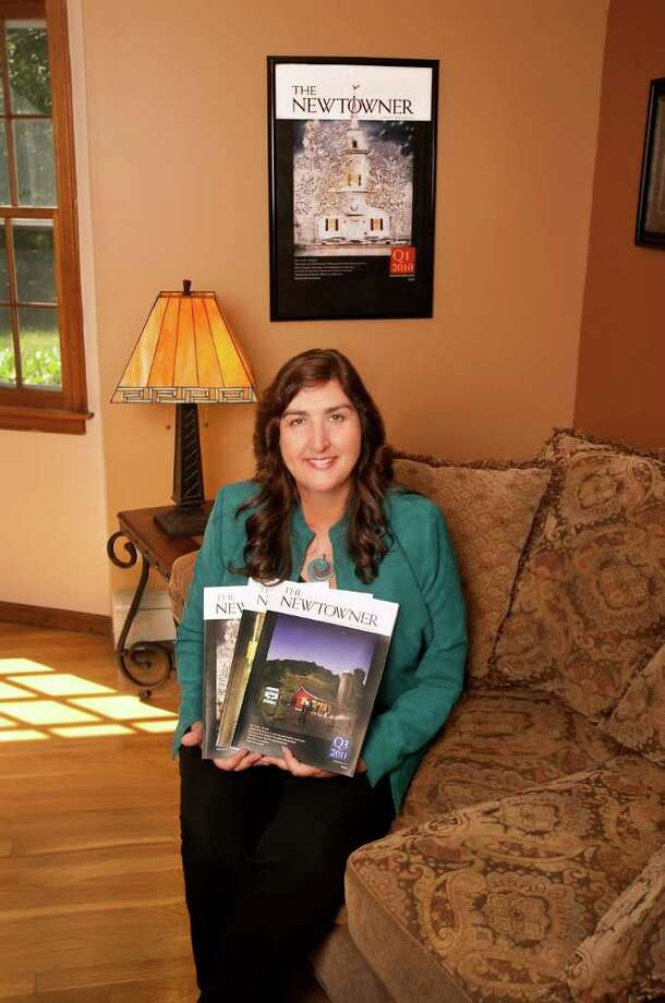 Georgia Monaghan is the founder and editor-in-chief of The Newtowner. Photo: Contributed Photo / The News-Times Contributed