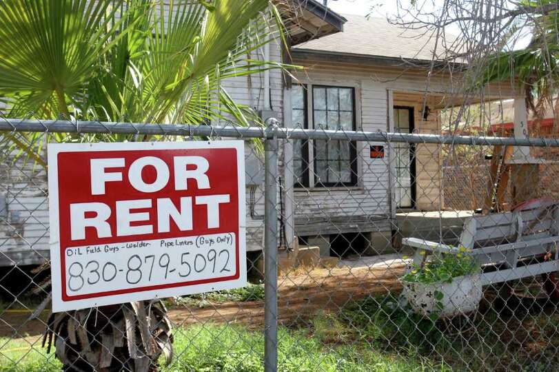 The Eagle Ford Oil boom has caused the cost of renting a house in South Texas to skyrocket, forci