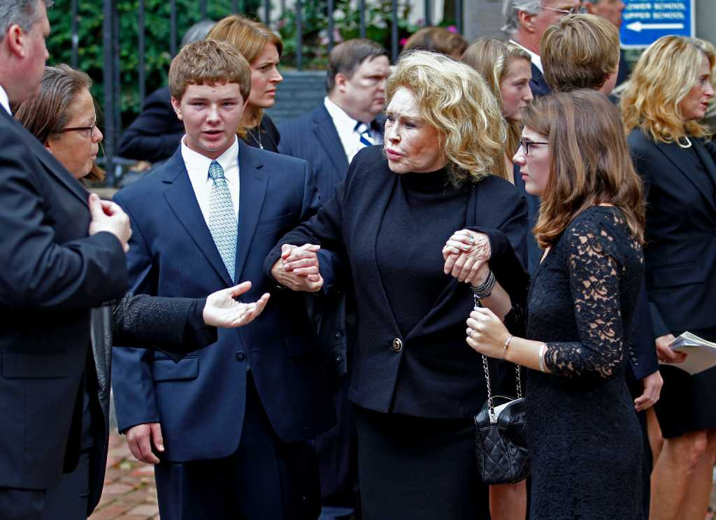 Family, friends remember Kara Kennedy at Mass - Times Union Joe Freeman Obituary