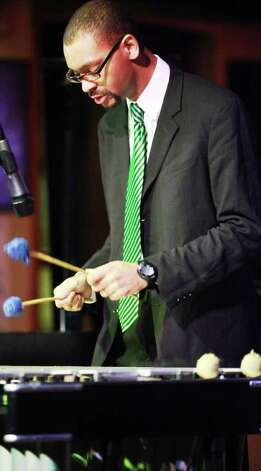 Vibraphonist Jason Marsalis. COUTESY PHOTO Photo: Courtesy Photo