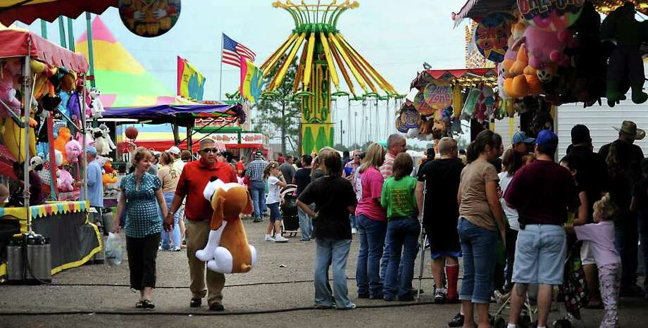 The Texas Rice Festival will be in Winnie this weekend. Photo: TAMMY MCKINLEY / Beaumont