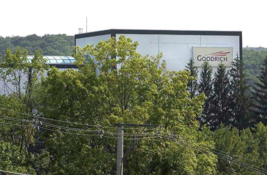The Goodrich Company on Wooster Heights Road in Danbury is expanding. Photo: Jason Rearick, ST / The News-Times