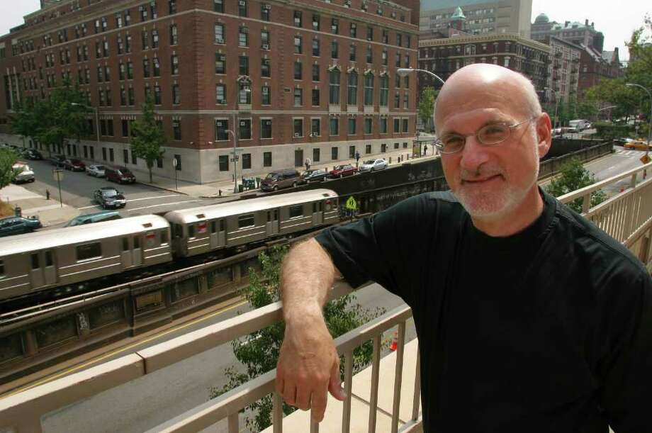"Gustav Meier's friend, composer Robert Sirota, will be on hand when the Greater Bridgeport Symphony performs his ""212"" ode to Manhattan at the opening of Meier's gala 40th season with the orchestra on Saturday and Sunday, Oct. 15-16, at the Klein Memorial Auditorium. Photo: Contributed Photo"