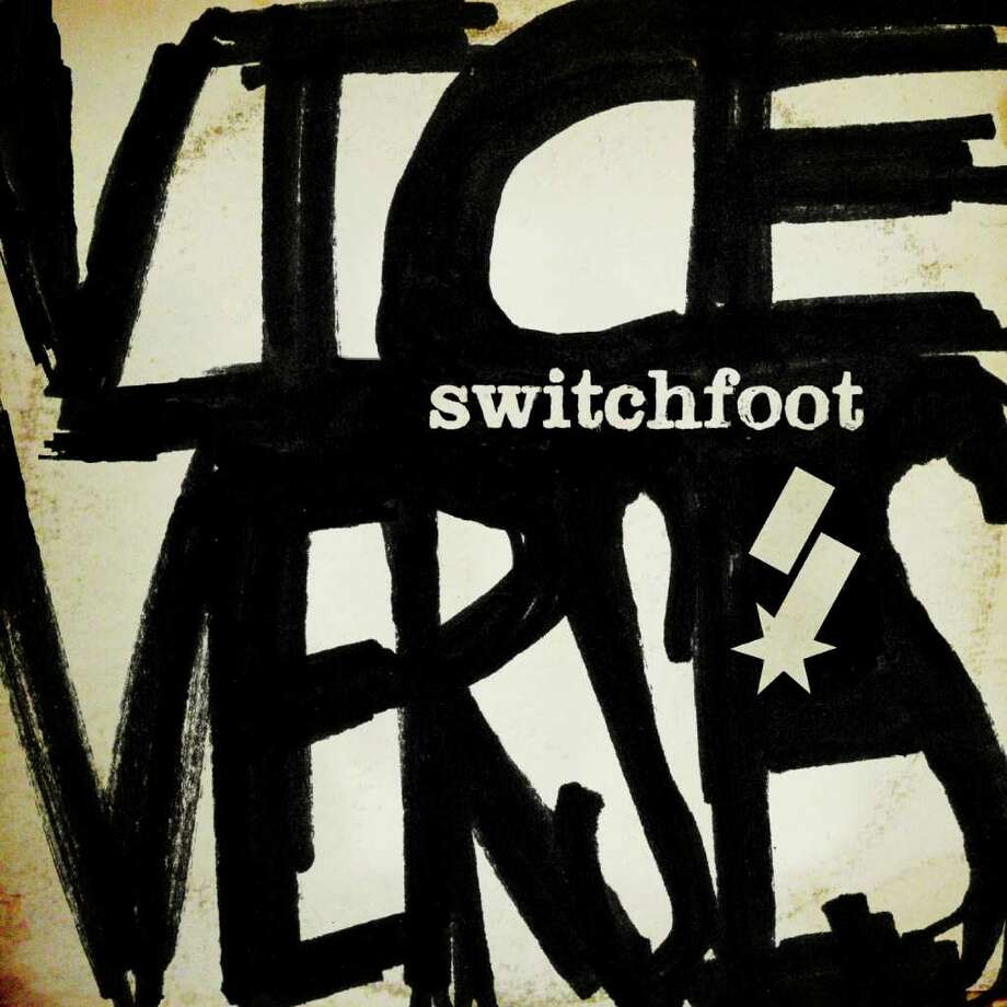 "Grammy-winning Christian contemporary band Switchfoot will release its newest album, ""Vice Verses,"" on Sept. 27. Photo: Atlantic Records"