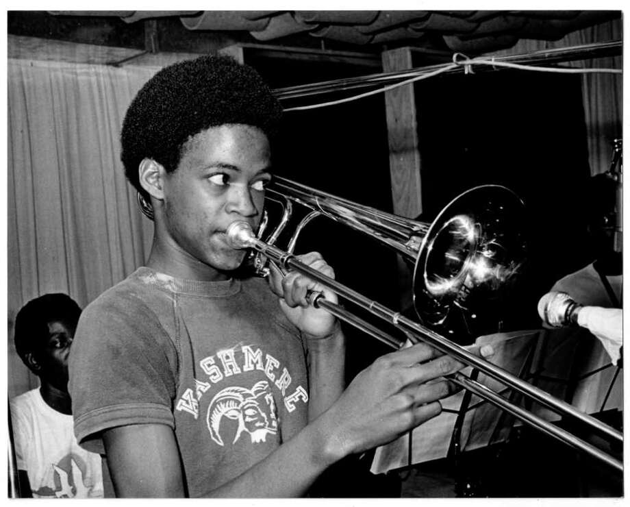 Kashmere Stage Band ArchIVES COME BLOW YOUR HORN: At the height of funk, one of the hottest bands in the nation was a high school stage band. / ©2011 ROADSIDE ATTRACTIONS. ALL RIGHTS RESERVED.