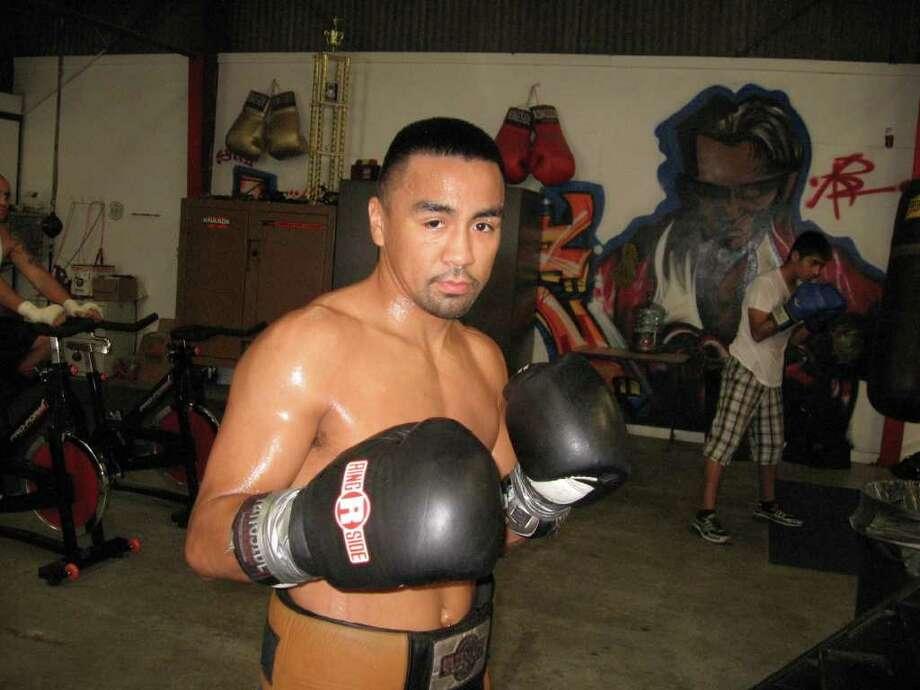 Rocky Juarez PHOTO by PETER LIM / DirectToArchive