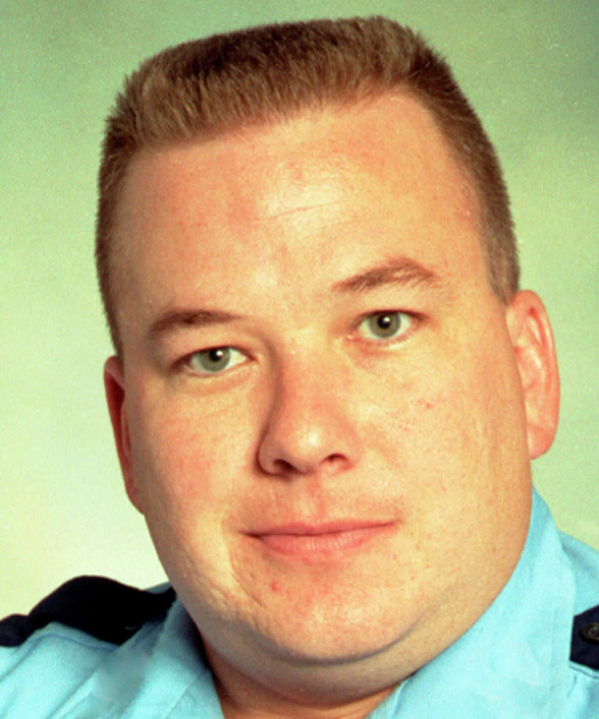 Calley served as a Houston police officer for 25 years.